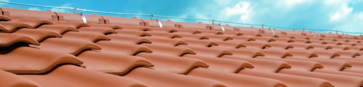 Tile Roofing is durable and stylish